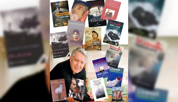 Büyük usta Zülfü Livaneli ve kitapları
