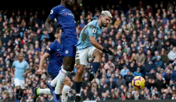 City, Chelsea'yi parçaladı