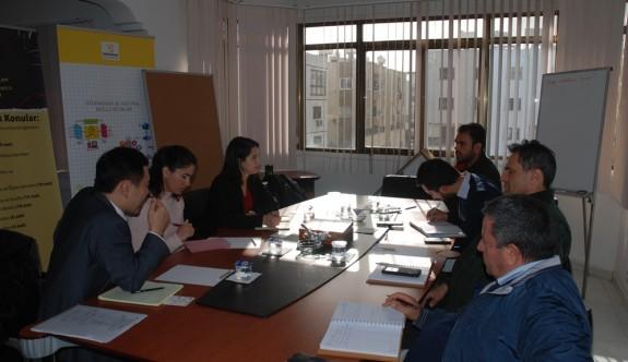 Dünya Bankası yetkililerinden KTEMB'e ziyaret