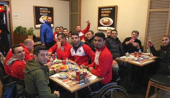 Engelsiz yürekler İstanbul'dan şen döndü