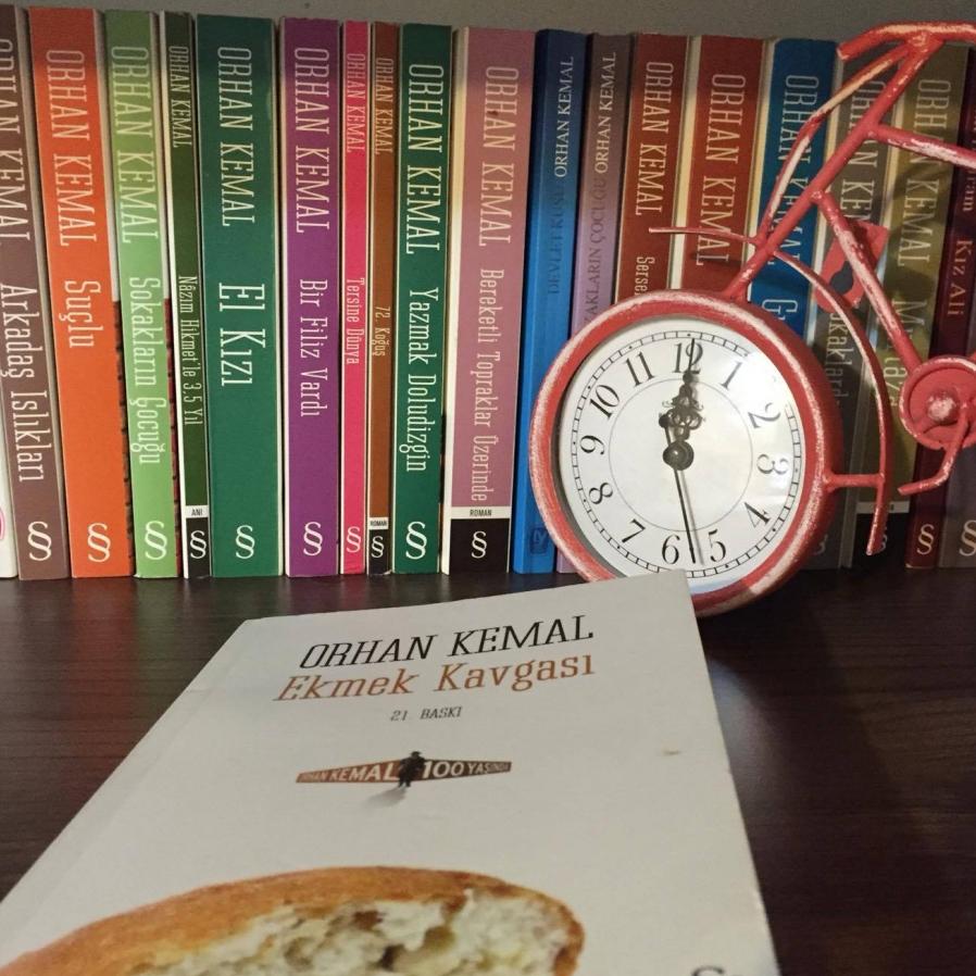'Ezilenlerin' Yazarı Orhan Kemal ve Okunası 22 Kitabı