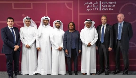 FIFA ile Katar'dan dev ortaklık