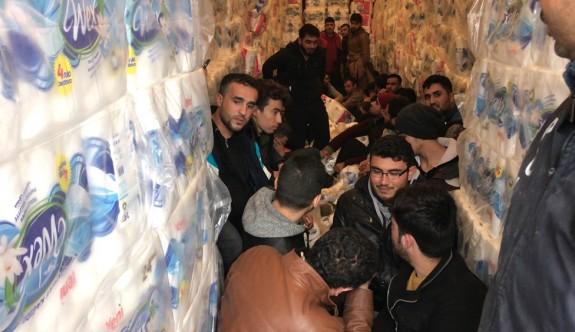 Gazimağusa Limanı'nda 33 mülteci yakalandı