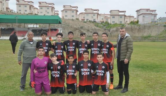 Hamitköy U15 Takımı, ilk galibiyetini aldı