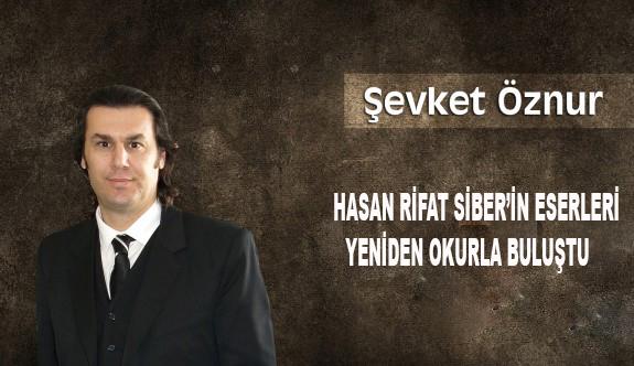 Hasan Rifat Siber'in Eserleri Yeniden Okurla Buluştu
