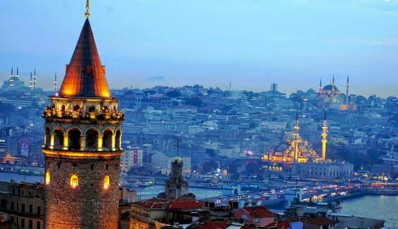 İstanbul'un bekçisi Galata Kulesi