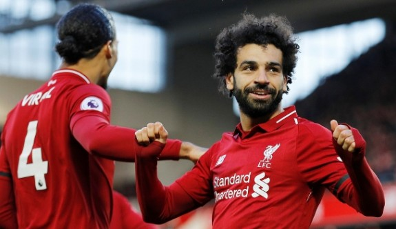 Juventus Salah'ı istiyor