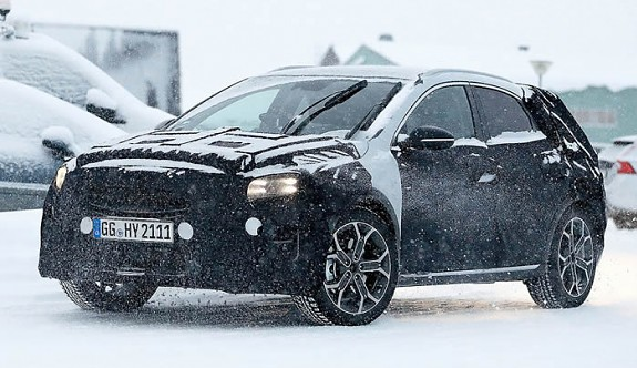 Kia'nın SUV modeli XCeed 2020'de geliyor