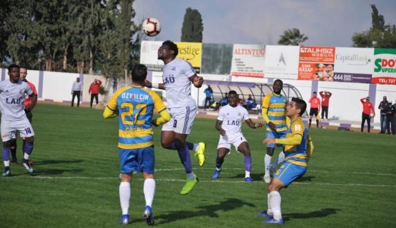 Kıbrıs Kupası'nda çeyrek finalistler belirlendi