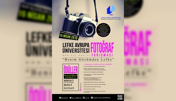"""LAÜ'de """"Benim Gözümden Lefke"""" temalı fotoğraf yarışması düzenleniyor"""