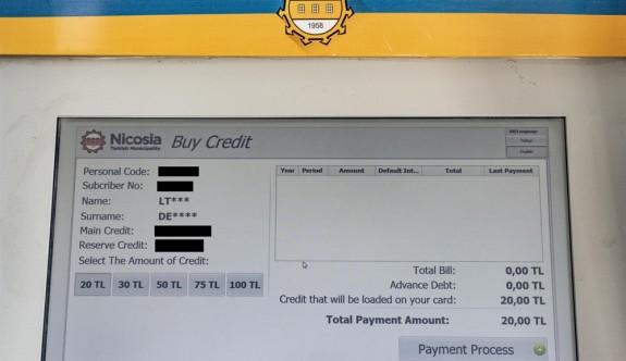 LTB 7/24 ödeme noktası hizmet vermeye başladı