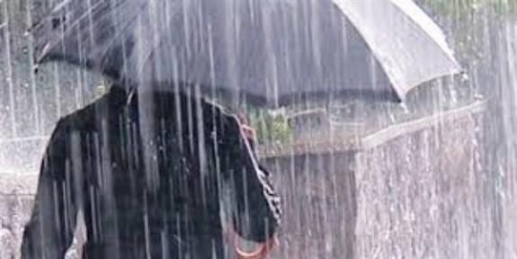Meteoroloji Dairesi'nden yağış uyarısı