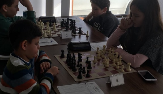Müessese satranç turnuvasında şampiyon belirlendi