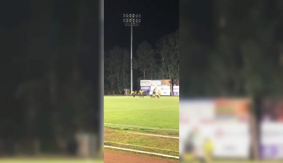 Ocak - Cihangir maçına ışık engeli