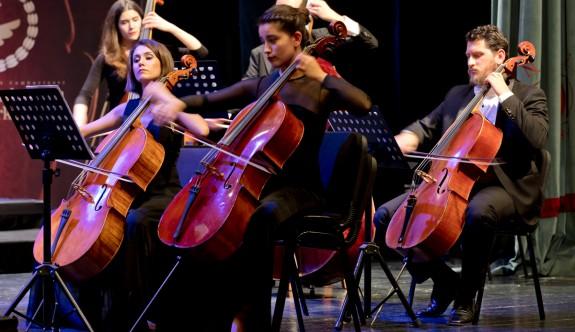 Senfoni Orkestrası beğeni topladı