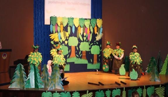 TED Kolej'de Ağaç Bayramı coşkusu