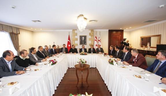 Turizm sektörü Saray'da masaya yatırıldı