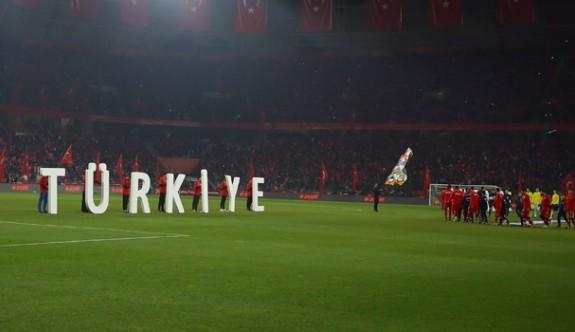 Türkiye-Fransa maçı Konya'da