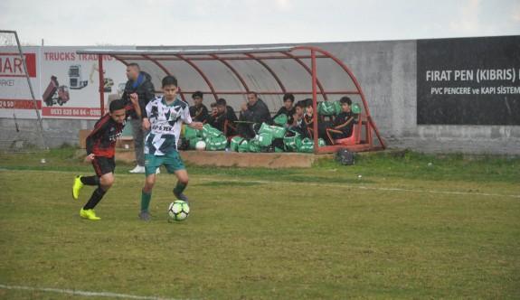 U15 Liginde ikinci devre başladı
