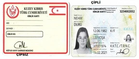 Ulaştırma Bakanlığı'ndan kimlik kartı açıklaması
