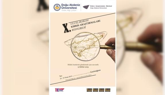 Uluslararası Kıbrıs Araştırmaları Kongresi Nisan'da