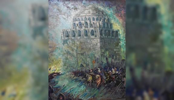 YDÜ'de bu kez Türkmen resim sanatı sergilenecek