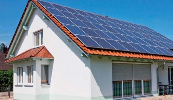 13 bin hane güneş enerjisini kullanıyor