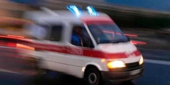 3 yaşındaki çocuk ağır yaralandı