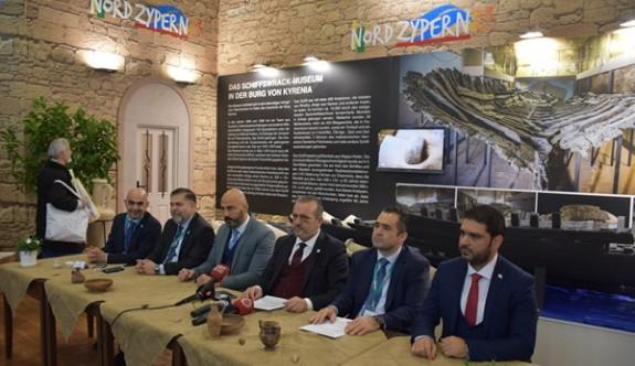 """""""Akdeniz'in anahtarı Kuzey Kıbrıs'tır"""""""