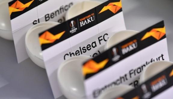 Avrupa Ligi'nde eşleşmeler belirlendi