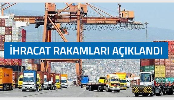 Bakan Pekcan, 2019 yılı şubat ayı ihracat rakamlarını açıkladı