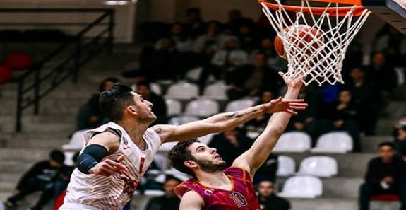 Basketbolda haftanın maçı Güzelyurt'ta