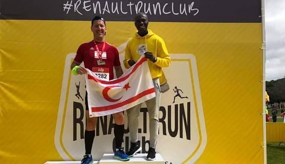 Baysan, EDP Lizbon Maratonunda koştu