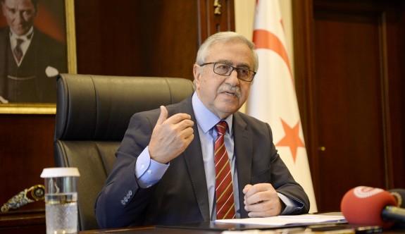 """""""Bu Kıbrıs Türkü'nün siyasi eşitliği meselesidir"""""""