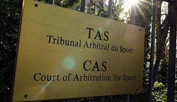 CAS Galatasaray'ın itirazını kabul etti