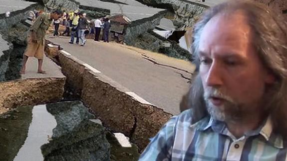 Deprem kahini uyardı!