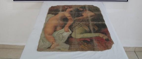 Diyarbakır'da bulunan tablo Picasso'mu