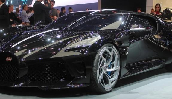 Dünyanın en pahalısı Bugatti'den