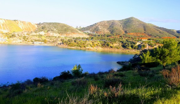Gölet ve barajların kapasiteleri azaldı