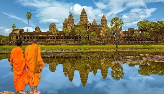 Göz kamaştıran tapınaklar