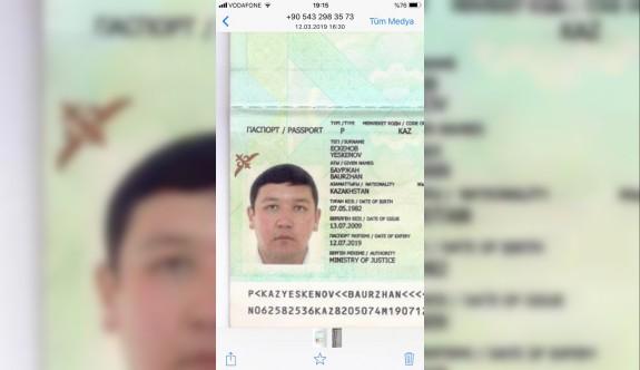 Interpol'le aranan Kazakistanlı KKTC'de