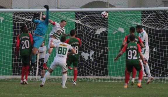 K-Pet Futbol Ligleri'nde günün sonuçları