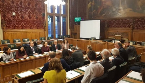 Kayıp Şahıslar Komitesi üyeleri İngiltere'de ziyaretler yaptı