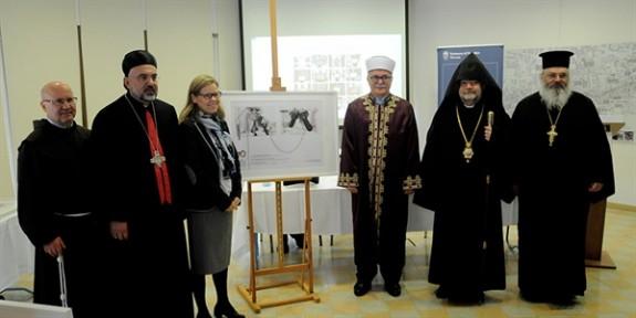 Kıbrıs'taki dini temsilciler bir araya geldi
