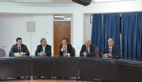 KKTC Merkez Bankası ile DAÜ ortak araştırma yapacak