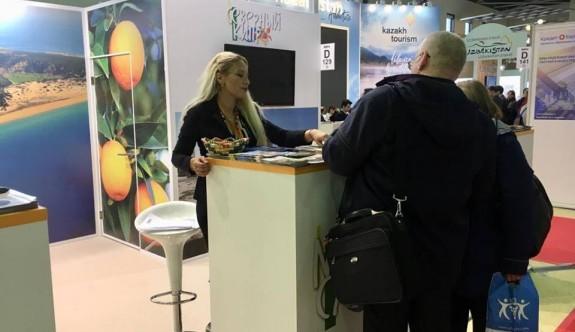 KKTC MITT Moskova Turizm Fuar'ında