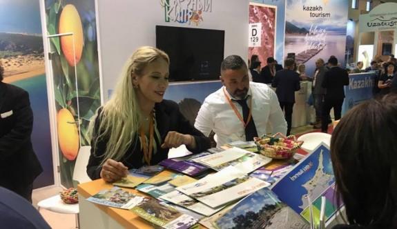 KKTC turizmi Moskova Turizm Fuarı'nda tanıtılıyor