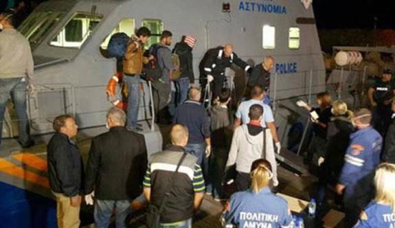 Köfünye'deki mülteci merkezi doldu taştı