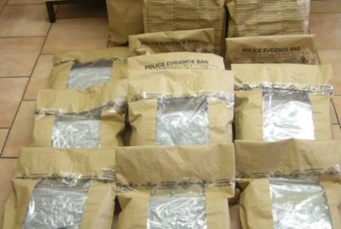 Limasol'da bugüne kadarki en fazla uyuşturucu miktarı ele geçirildi