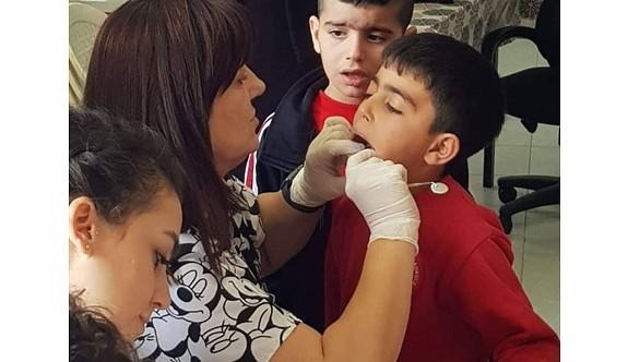 Sağlık Bakanlığı, 6 yaş grubu çocuklara ağız ve diş sağlığı taraması yaptı